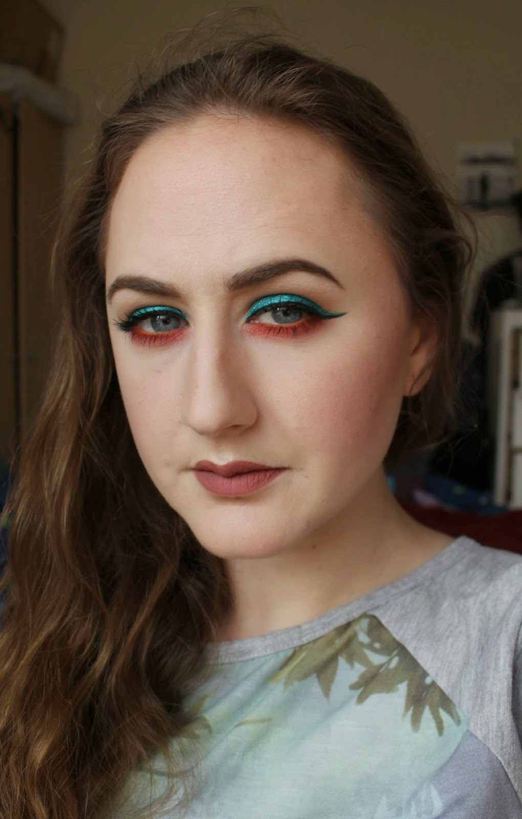 Sugarpill Darling eye look