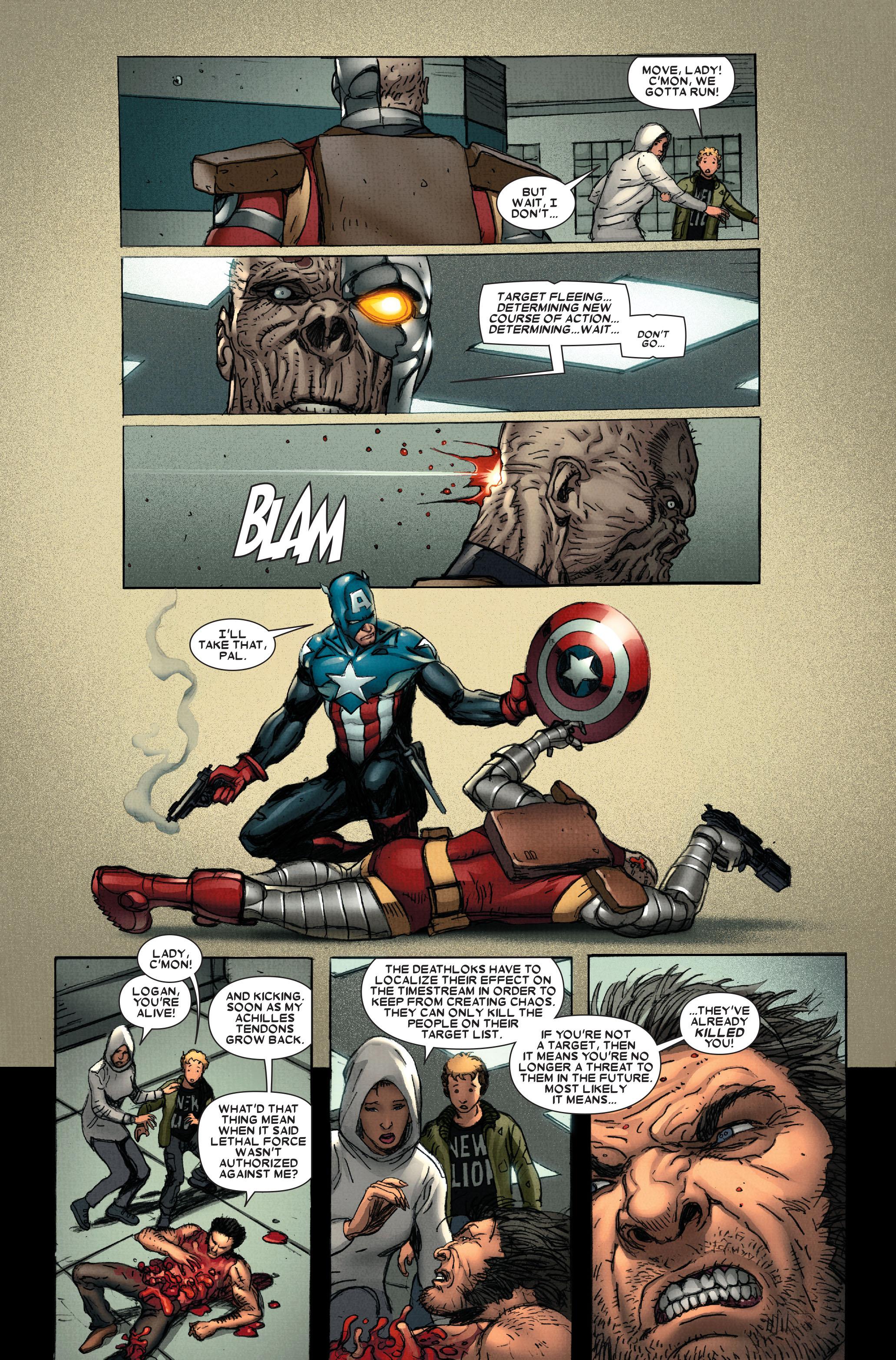 Wolverine: Weapon X #12 #5 - English 21