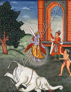 Rangaputra Kanara Painting