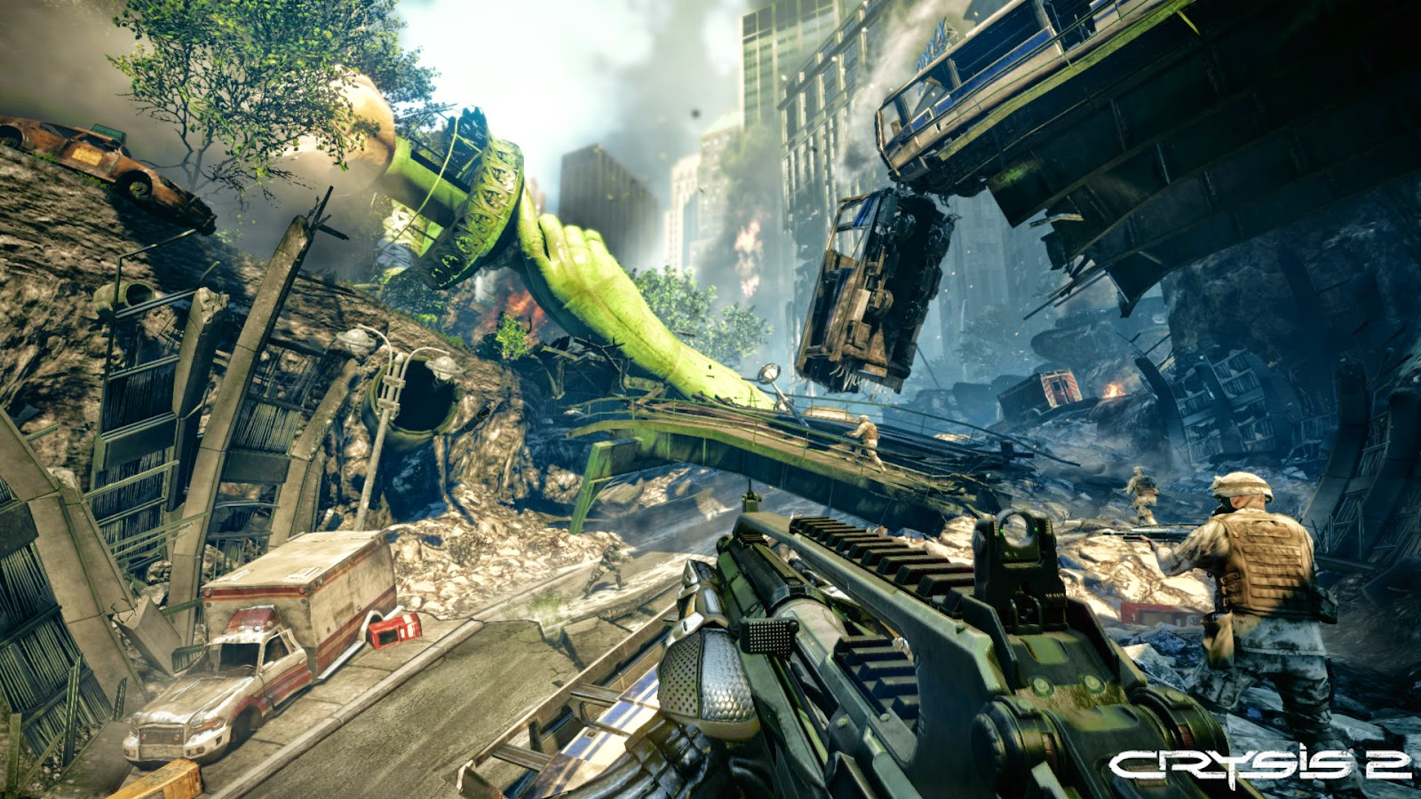 Crysis 2 For PC Full Version Single Link Terbaru