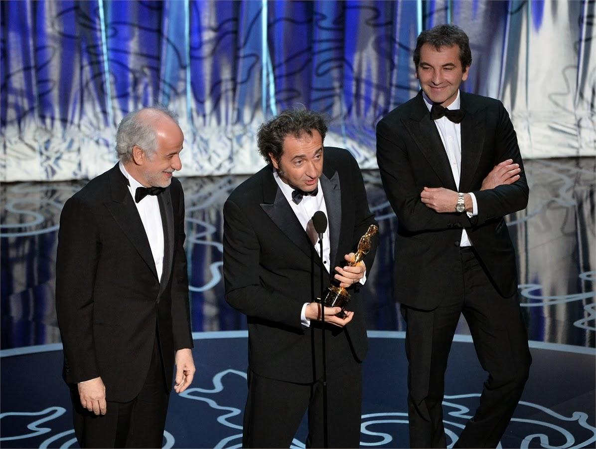 S o l a r i s l 39 oscar che piace a noi for Oscar vinti da italiani