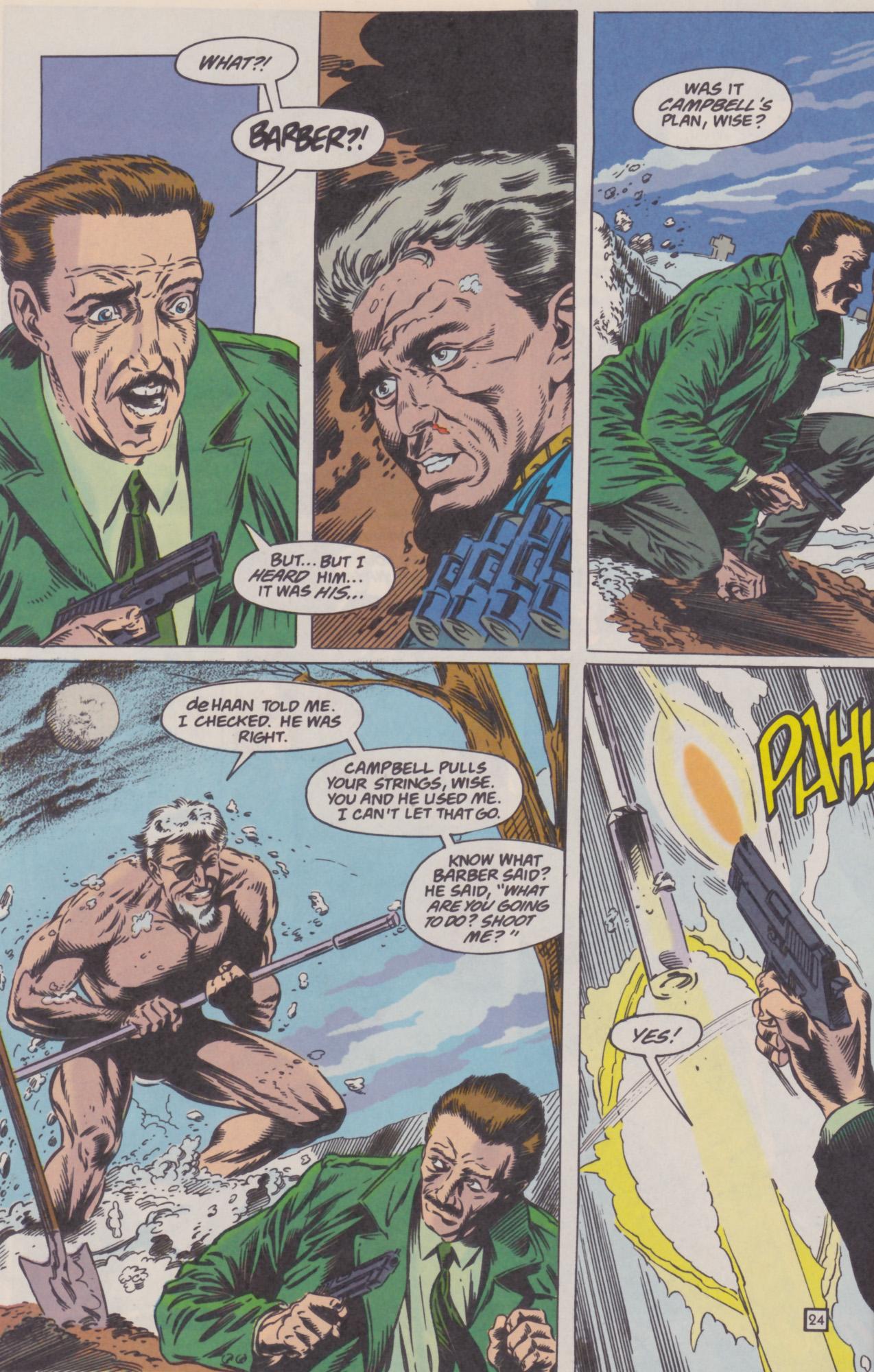 Deathstroke (1991) Issue #22 #27 - English 25