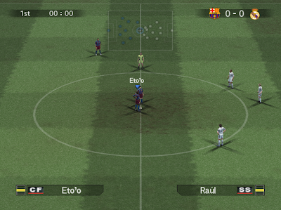 Winning Eleven 9 PC Full Version Gratis screenshot