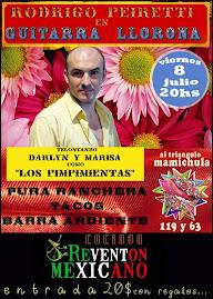 Viernes 8 de Julio de 2011 en La Plata
