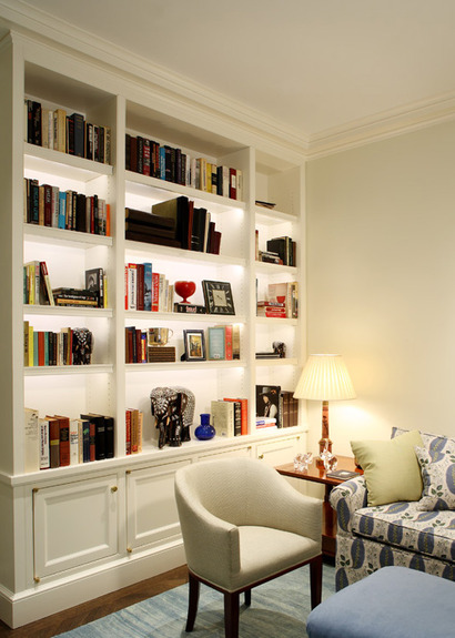 small home office small home libraries traditional home library design