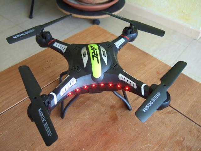 JJRC H8C Drone: The new Syma X5c killer?
