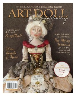 Art Doll Quarterly page 104