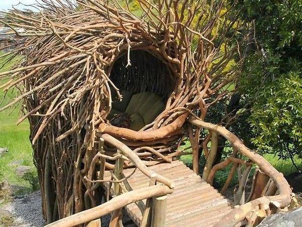 Spirit Nests - Jayson Fann