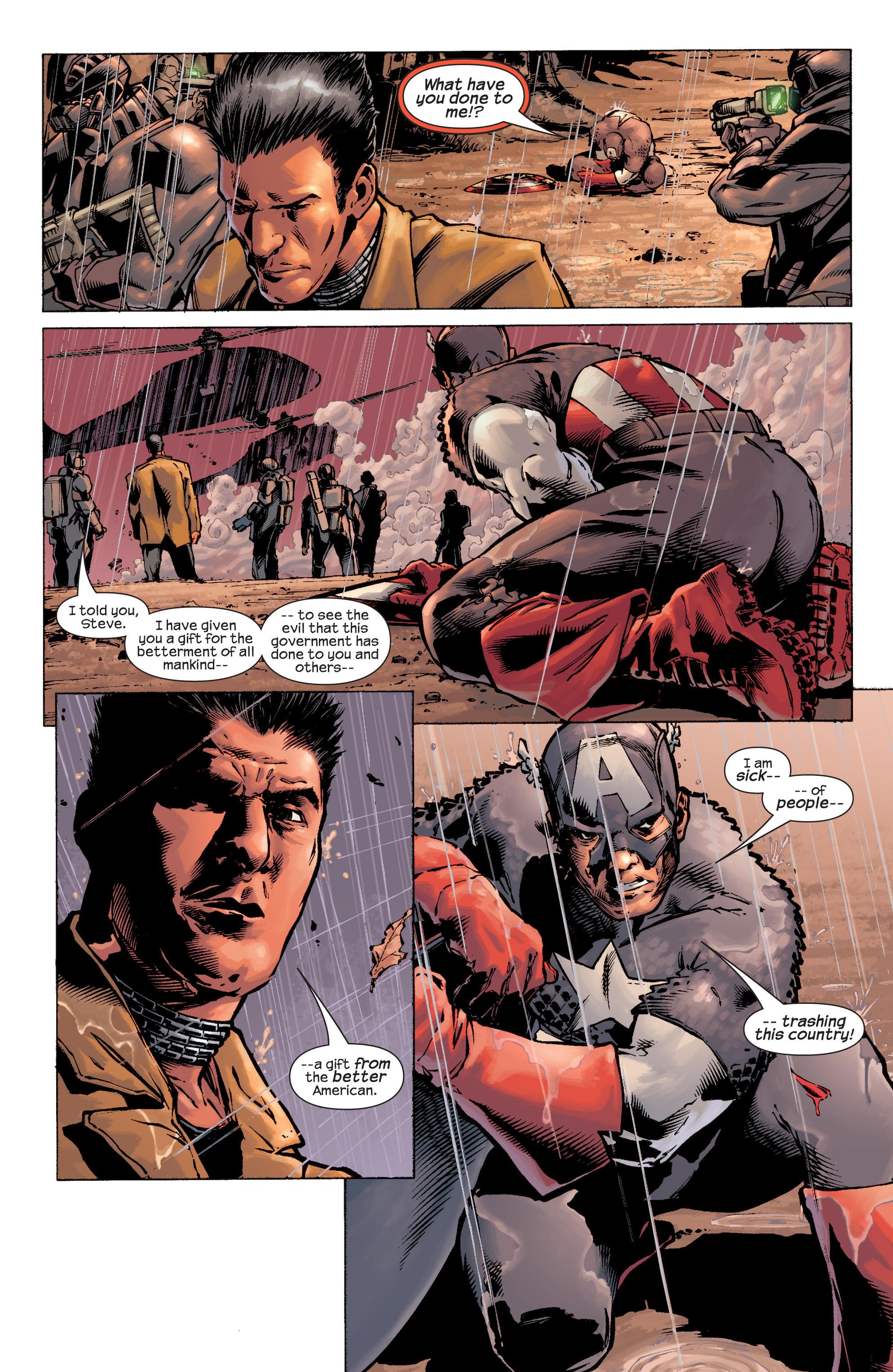 Captain America (2002) Issue #9 #10 - English 14