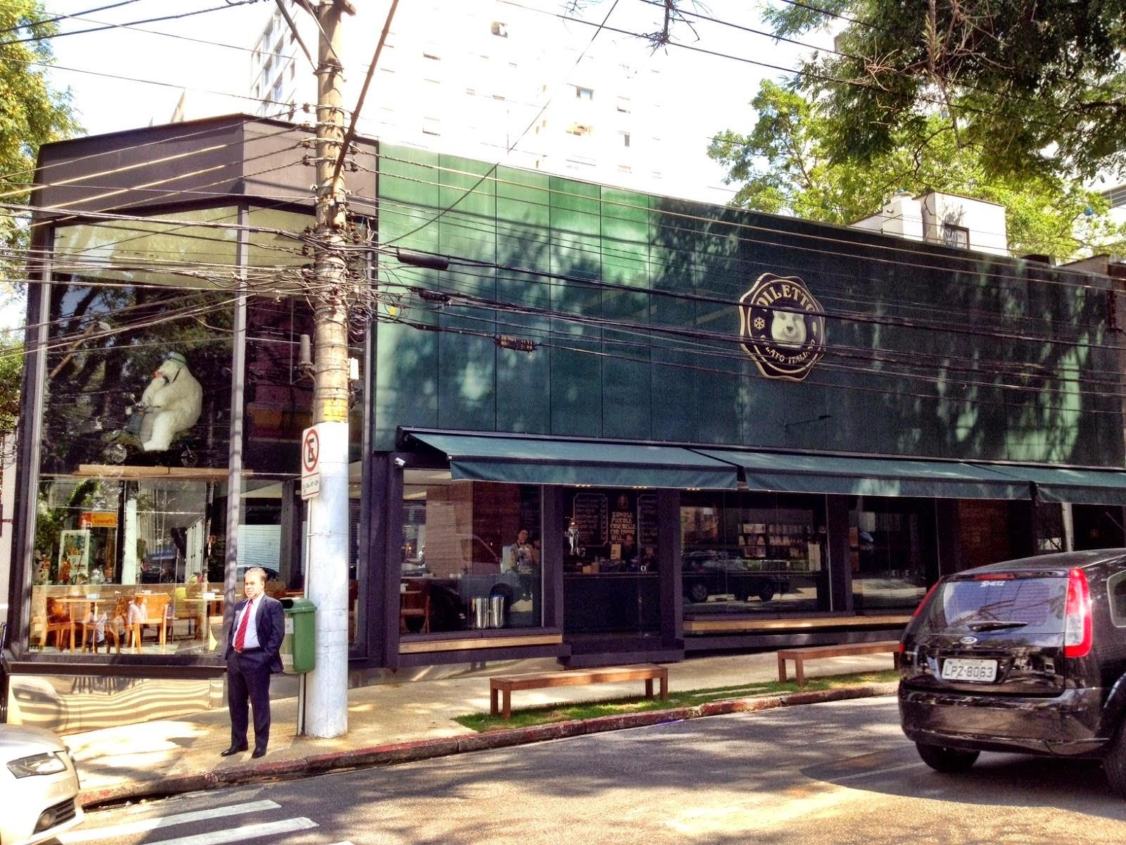 fachadas de lojas atrativas