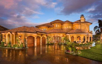 La casa que a muchos les gustaría tener y que pocos tienen -Amazing style houses