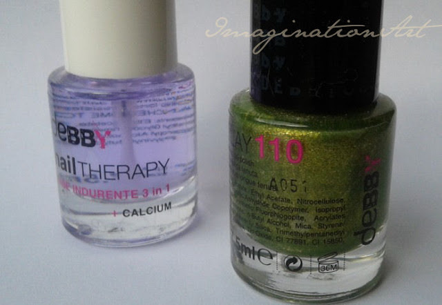 debby nail polish lacquer smalto unghie 110