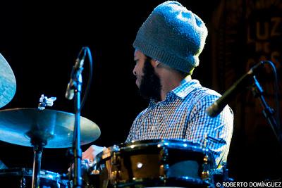 Corey Foville_Christian Scott Quintet