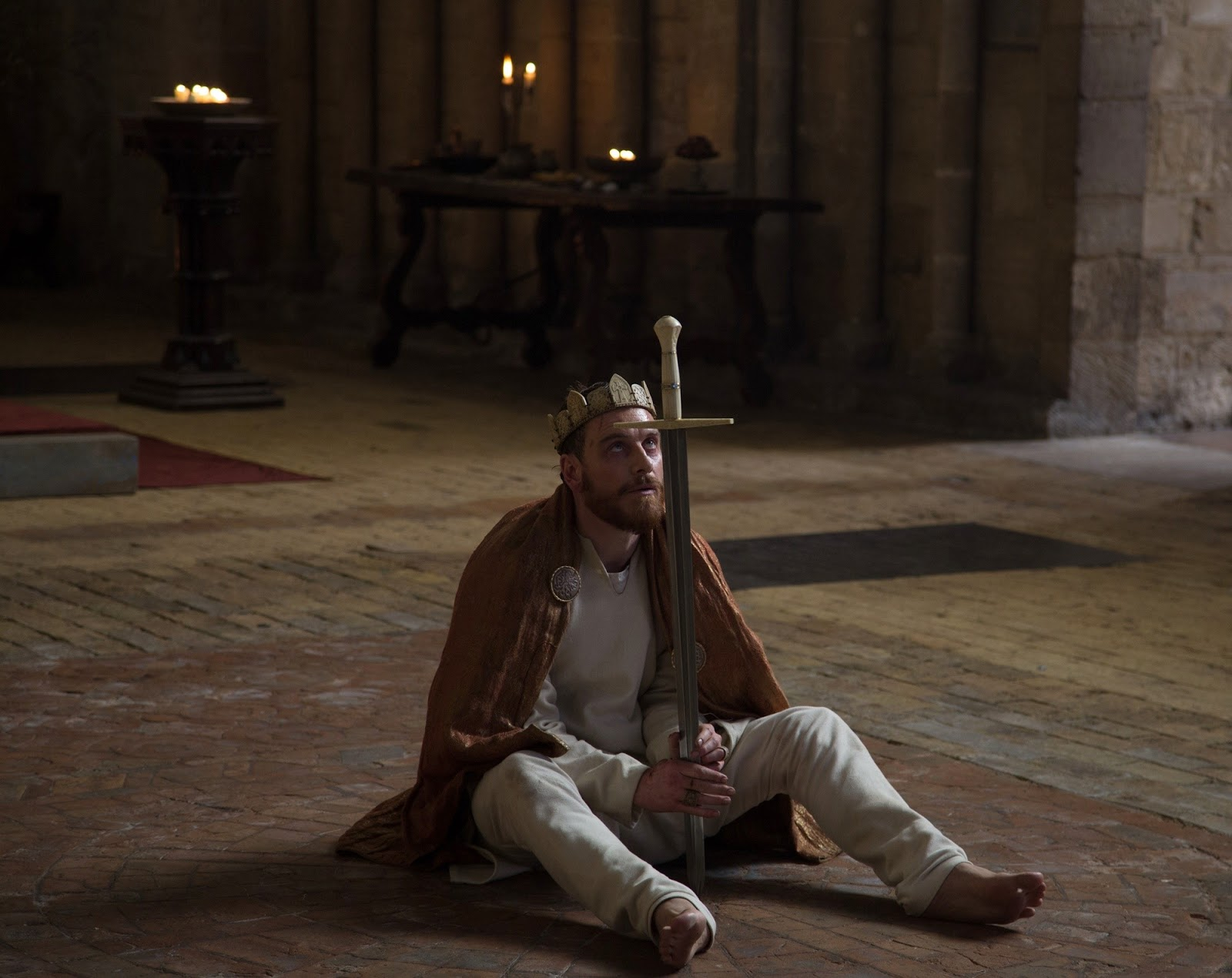a review of the film macbeth Fassbender has all the makings of a terrific macbeth - the intensity, the towering  melancholy, the warrior attitude and physique - and he duly delivers, as does.