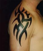 Tatuajes de estrellas tribales tribalstar