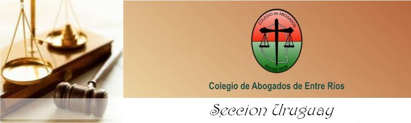 Colegio de Abogados Sección Uruguay