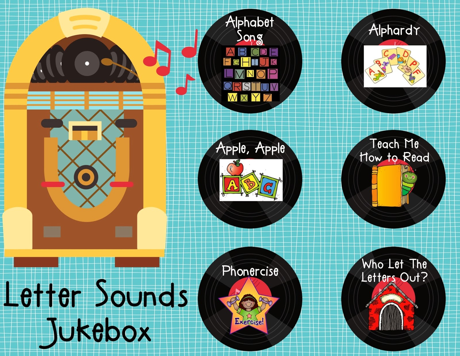 http://www.teacherspayteachers.com/Product/Learning-To-Read-SMART-Board-Jukebox-YouTube-Ad-Free-1048274
