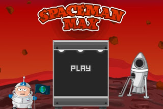 Spaceman Max awesome Puzzle online Games free play