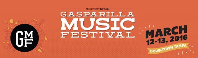 Gasparilla Music Festival Tampa, Florida