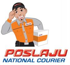 Courier by POSLAJU sahaja