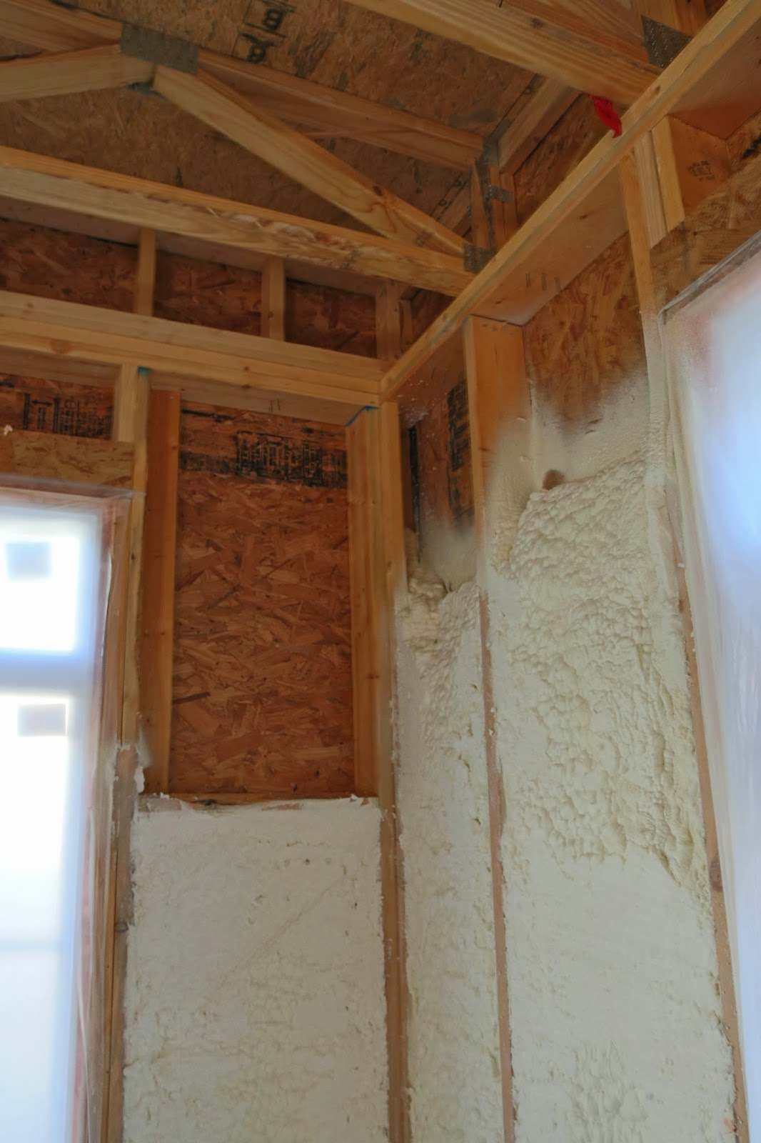 Insulation code change how spray foam meets 2012 iecc for What insulation to use in 2x6 walls