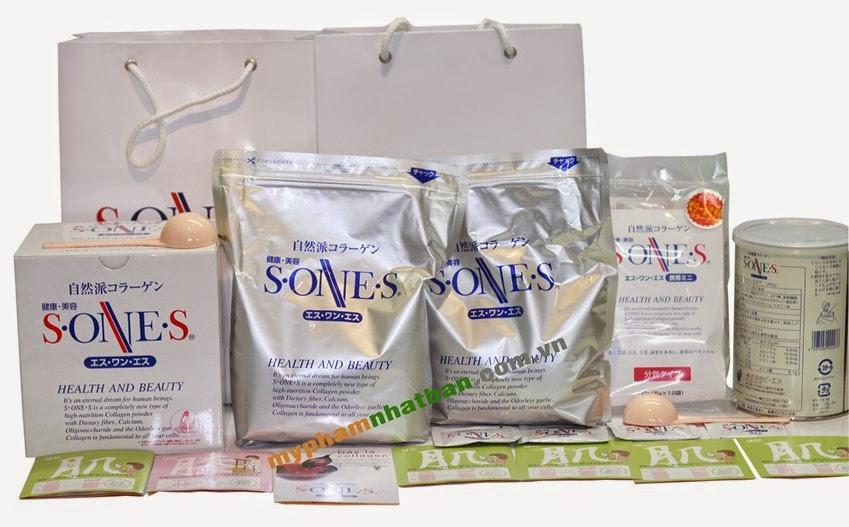 sone collagen trọn bộ