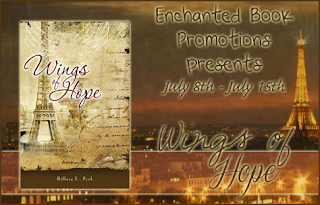 ~Guest Post~ Wings of Hope by Hillary Peak