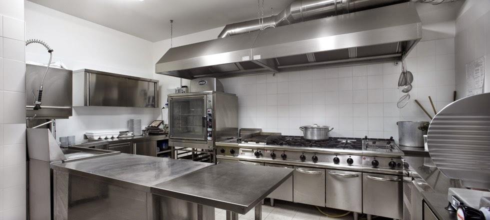 allforfood: realizza una cucina da ristorante completa e di ... - Cucine Per Ristoranti