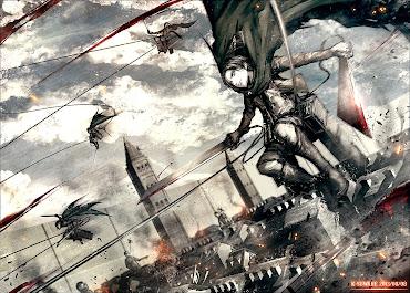 #10 Shingeki no Kyojin Wallpaper