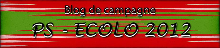 Blog de Campagne : PS-ECOLO 2012