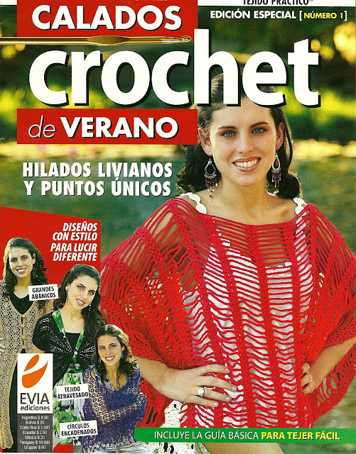 CALADOS CROCHET DE VERANO