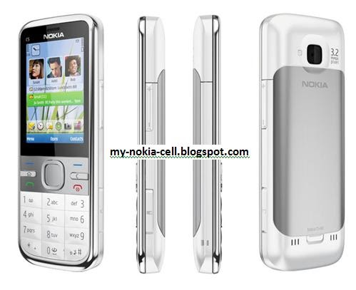 nokia c5 00 5mp specification and price nokia news. Black Bedroom Furniture Sets. Home Design Ideas