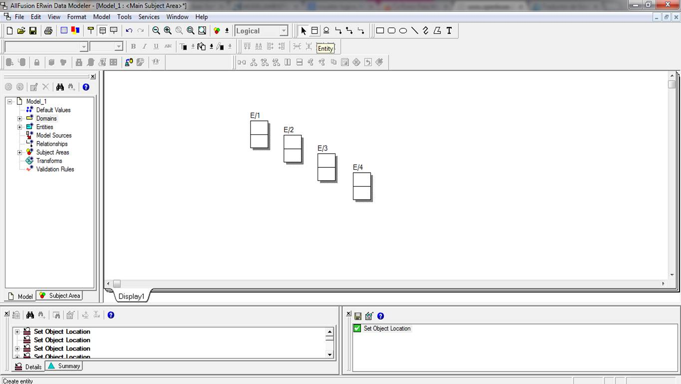 ключ для erwin data modeler r7