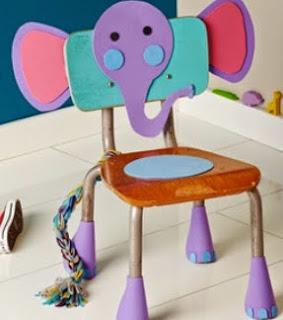http://manualidadesdehogar.com/decorar-una-silla-para-ninos/