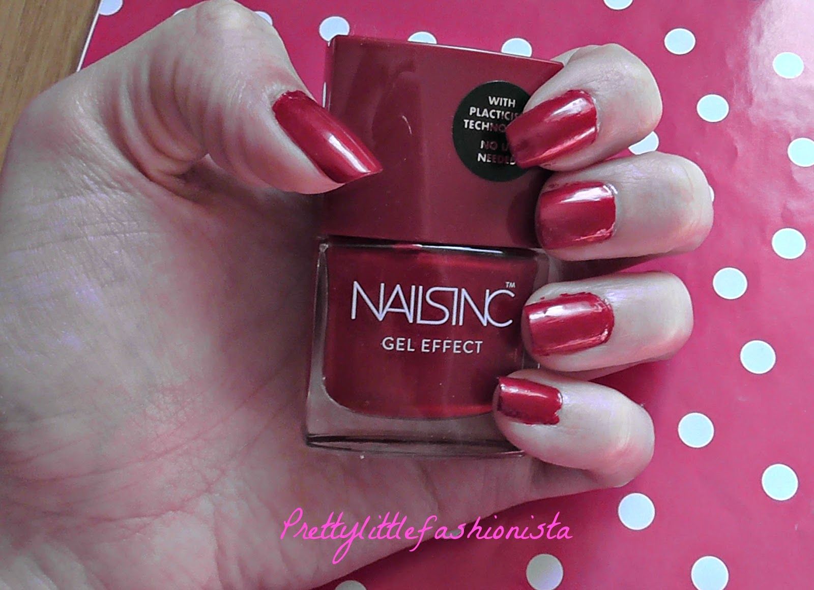 NOTD: Nails Inc The Boltons