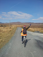 Great day to be on a bike in Mayo!
