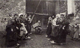 Les brandons en Auvergne