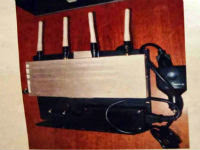 Asaltantes usaban inhibidores para robar: Video