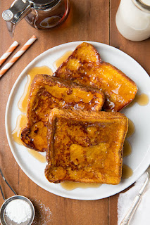 37 pumpkin recipes pumpkin french toast