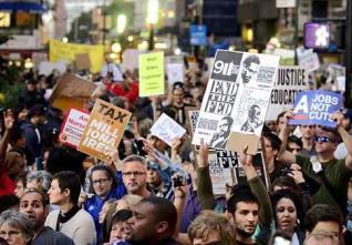 Occupy Wall Street - pláč na špatném hrobě #Ekonomika