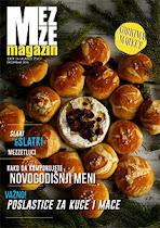 Mezze, Free Online Food Magazine