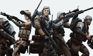 Dirty Bomb - Shooter Grauit