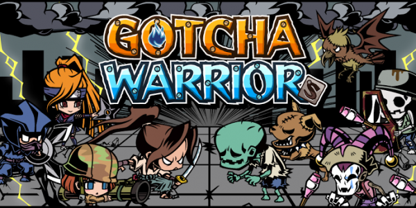 Download Gotcha Warriors Apk Full