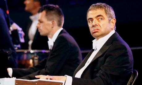Rowan Atkinson♡London Olympics 2012