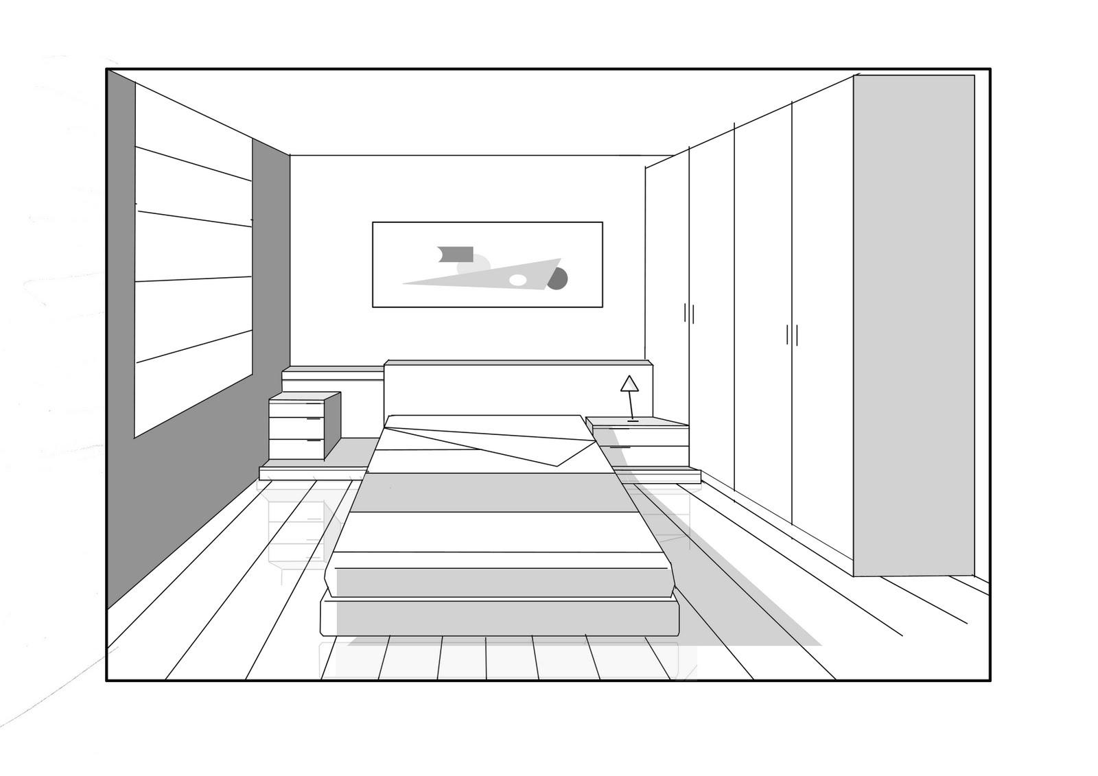 interiorista freelance projecte 8 dormitori