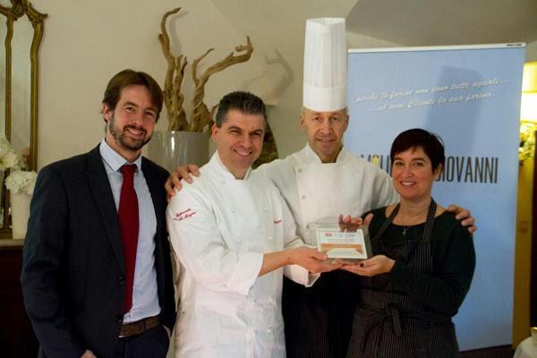 farina antiqua... la premiazione #cucinasemplicemente