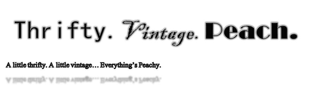 VintagePeach