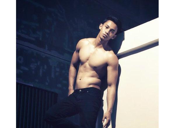 Asian gay men