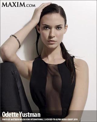Odette Yustman Maxim Magazine Pics