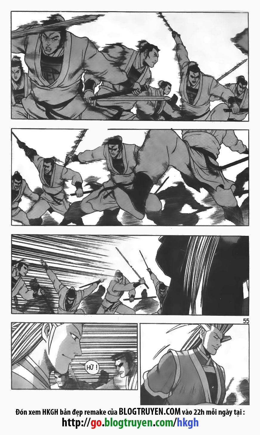 Hiệp Khách Giang Hồ - Hiệp Khách Giang Hồ Chap 203 - Pic 2